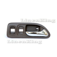 DHE192 Inside Door Handle Front Right Brown Fits 94-97 Honda Accord