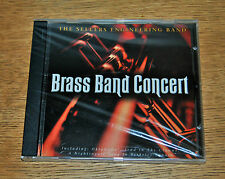 The Sellers Engineering Band. Brass Band Concert. CD. New & Sealed