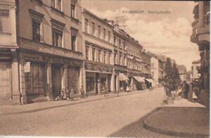 Carte Postale Thüringen Meinigen Georgstrasse 1916
