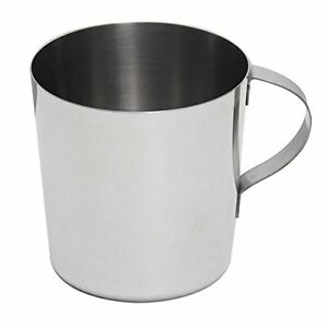 10 oz Lindy's Stainless Steel BPA Free Child's Drinking Cup Plain Mug - 734905