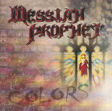 MESSIAH PROPHET - COLORS (CD, 1996, U.C.A.N.) Christian Metal