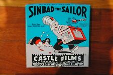 "FILM 8 mm ""SINBAD THE SAILOR"" - CASTLE FILMS N. 759 Complete Edition"