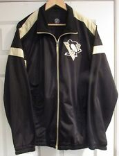 NHL Pittsburgh Penguins Full Zip Lightweight Jacket Sz Large by G-III Sports