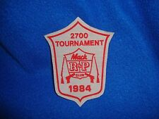 Vintage 1984 Mac Club Tournament Patch