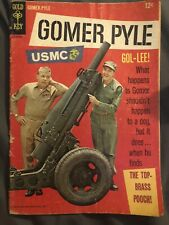 GOMER PYLE- USMC- Gold Key Comic Book 1966