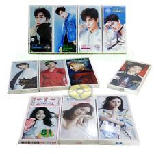 SET POSTCARD generation after 1990s-00s South Korean Chinese Pop Actress Actors