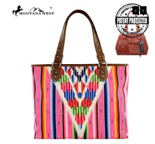 CONCEALED CARRY CCW GUN MONTANA WEST SERAPE HANDGUN HANDBAG PURSE