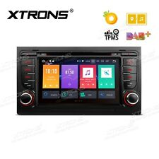 "AUTORADIO 7"" Android 8.0 OCTACORE 4GB/32GB AUDI a4 s4 B6 B7 8E 8H RS4 SEAT EXEO"