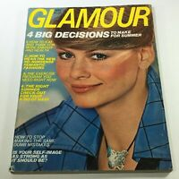 VTG Glamour Magazine: May 1977 - Charly Stember No Label/Newsstand