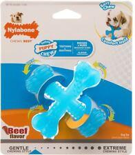 Nylabone Dura Chew X Bone Puppy Beef Flavor Small