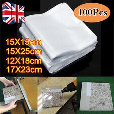 More details for 300pcs waterproof pof heat shrink wrap bags for soaps bath bombs diy craft set