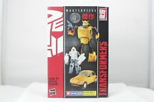 Transformers Masterpiece Bumblebee and Spike Witwicky MP-08 Toys-R-Us Exclusive