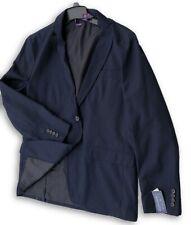 American Rag Mens Blazer Suit Jacket XL Blue Lightweight 2 Button