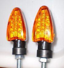 4 X LED Giallo Indicatore di direzione lampada BMW R100GS,R100/S/T,K1200S,