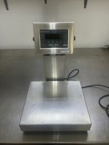 Weigh Tronix QC3265 Bench top Scale