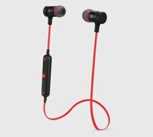 Bluetooth Sports Gym In-Ear Wireless Earphones Headphones Mic Awei A920BL