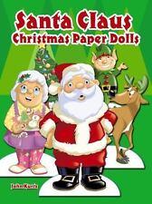 Dover Paper Dolls: Santa Claus Christmas Paper Dolls by John Kurtz (2013,...