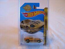 2016 Hot Wheels Australia Exclusive Gold Series Ford Shelby GR-1 Concept