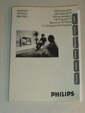 Philips - TV Bedienungsanleitung - 32PW9551 / 29PT9521 / 28PW9551 - Jahr 2005