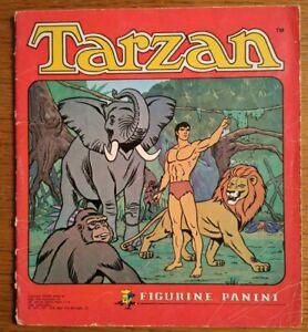 Album images TARZAN - Panini 1978 Incomplet