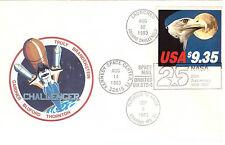 USA 1983: COSMOGRAMMA CHALLENGER, PRIMO TRASPORTO NELLO SPAZIO, NUMERATO 15563