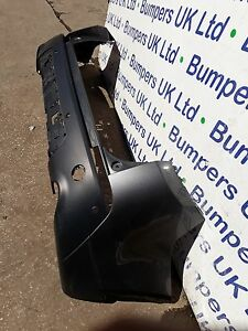 LAND ROVER DISCOVERY REAR BUMPER 2015 ONWARDS MODEL