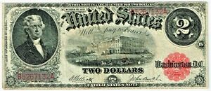 Fr. 58 $2 1917 Legal Tender.