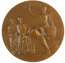France PATRIE ENCOURAGE LA JEUNESSE by Rivet bronze 57mm