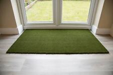 Quality Coir Entrance Mat Green 90cm x 60cm UK Floor Mat