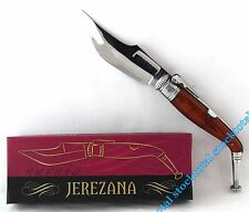 NAVAJA JEREZANA STAMINA KNIFE knives MESSER HOJA 10,9 CMS 01199 M best one