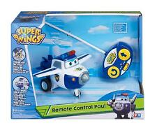 Super Wings Remote Control Paul Plane With Lights & Sounds **BRAND NEW**