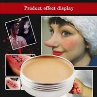 Special Effect Accessory Wax Fake Wound Scar Dress Makeup Halloween Costume