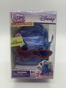NEW 2021 Real LIttles Disney Mini Backpacks Lilo & Stitch with 7 Surprises