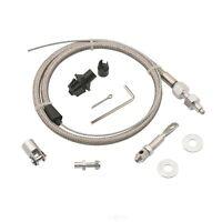 Mr. Gasket 5657 Steel Braided Throttle Cable Kit