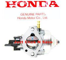 HONDA HRR2169PKA HRR2169VKA HRS2165PKA HRS2165SKA Lawn Mower Engine CARBURETOR