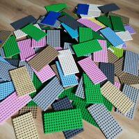 LEGO -  Plate 8 x 16 (X30 PC'S PER ORDER ) Mix Colour Part Pack
