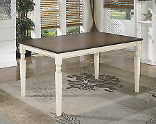 Good Signature Design By Ashley D583 25 Whitesburg Collection Dining Room Table