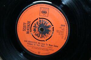 Ep  / scott mc kenzie - san francisco (1967)  UK   2816