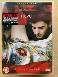 Novo DVD 2002 French Erotic Movie Drama