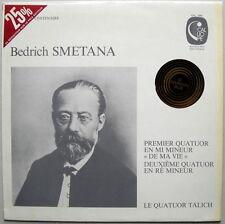 LP QUATUOR TALICH / Smetana Quartets.. / Calliope CAL 1690 stereo