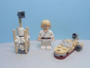 LEGO Star Wars Figur Luke Skywalker sw551 Adventskalender 2014 75052 75059 (F25)