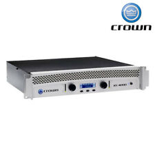 Crown Xti 4000 2-Channel Power Amplifier with Dsp