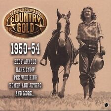 Various Artists : Country Gold 1950-54 CD