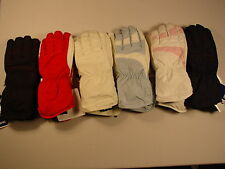 New Reusch Cerro LYS Event SubC Ski Gloves Womens Small (7) 2687362 LEATHER PALM