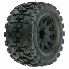 Pro-Line Racing Badlands MX38 HP 3.8 inch Belted and Mounted Raid Tires