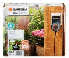 GARDENA 1407-20 Hydro Kit Irrigation From Balcony Automatic Irrigation - NEW