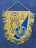 *RAR* Orig. Wimpel 1.FC Lok Leipzig DDR Oberliga Fussball DDR DFV Lokomotive