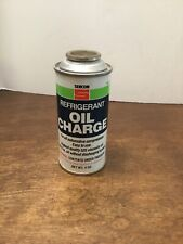Sercon Refrigerant Oil Charge R-12 USA 4 Oz. Can New Old Stock