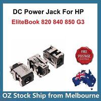 DC Power Jack Socket for HP Elitebook 725 745 755 820 828 840 848 850 G3 Series