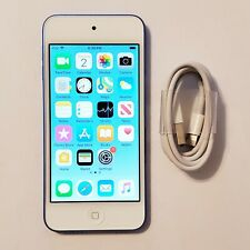 Apple iPod Touch 7th Generation - Blue 128GB MVJ32LL/A - with issue